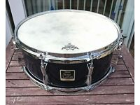 Yamaha stage custom snare drum