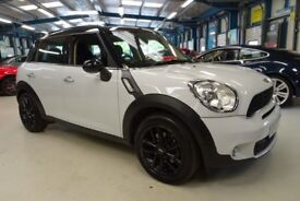 MINI Countryman COOPER SD [FINANCE THIS CAR TODAY] (pure white) 2013