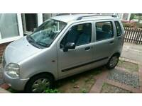 Suzuki wagon r 1.3 02 full MOT head gasket gone.