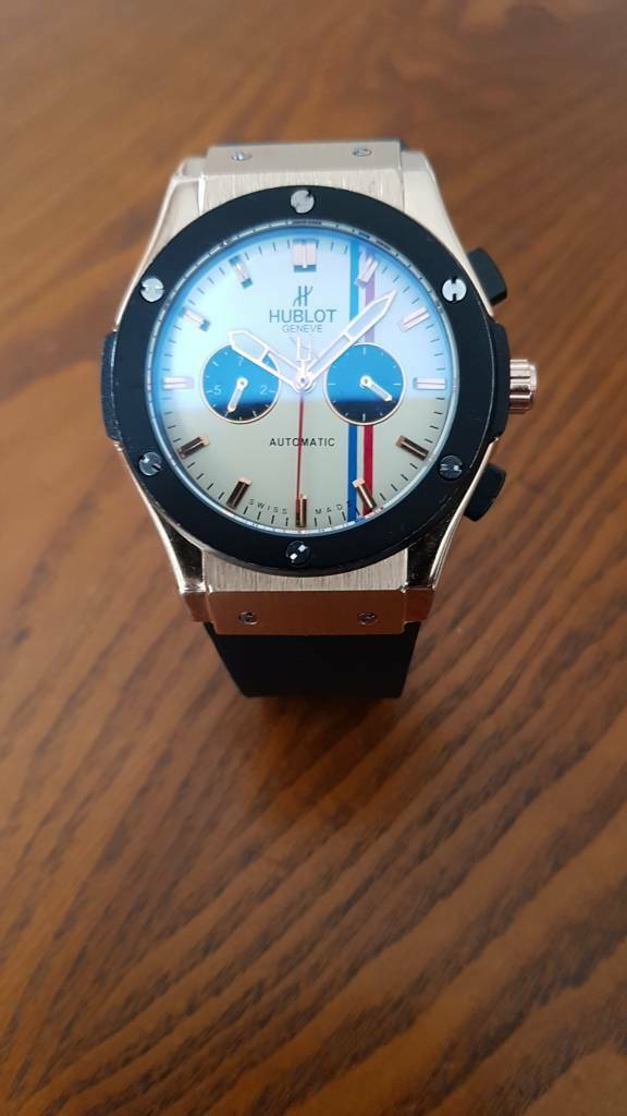 Cheap Watch Hublot Geneve Automaticin Kentish Town, LondonGumtree - Cheap and well worth the money. Looks savvy on the wrist. Cant go wrong. What you see is what you get..... call 07996901949