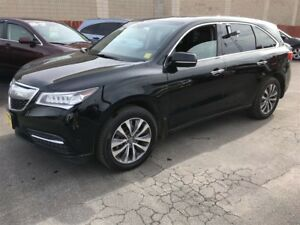 2014 Acura MDX Automatic, Navigation, Leather, Sunroof, AWD
