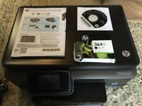 HP Photosmart 6510 Printer (not working properly)