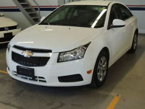 2014 Chevrolet Cruze 1LT, AUTOMATIC, BACK UP CAMERA