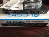 Alesis 3632 compressor brand new!