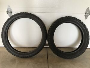 Bridgestone dual-sport motorcycle tires