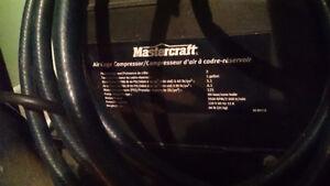 compresseur d,air a cadre reservoir