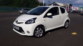 Toyota Aygo 1.0 VVT-i Fire 3dr **£0 ROAD TAX