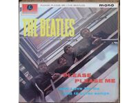 Fully Signed Beatles 1963 Please Please Me LP with Provenance