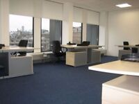 Serviced Offices in * Euston-NW1 * Office Space To Rent