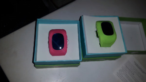 Kids gps safety watches