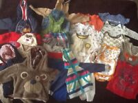 Baby boys clothes Bundle 6-9months