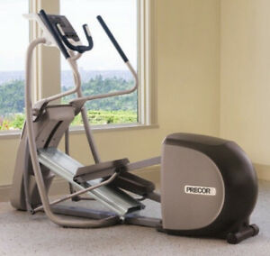 Precor Elliptical Fitness Crosstrainer EFX 5.33