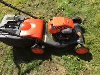 Excellent petrol lawnmower