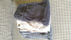 Lot of 4 Pairs 12-18 Months Pants