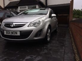 ***VAUXHALL CORSA ** VERY LOW MILEAGE**FULL SERVICE HISTORY *** LOVELY CONDITION**£3995 ***