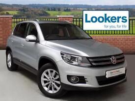 Volkswagen Tiguan SE TDI BLUEMOTION TECHNOLOGY 4MOTION DSG (silver) 2012-11-26