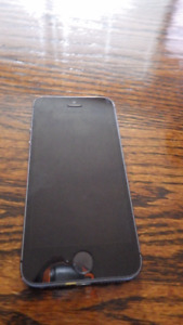 Iphone 5s 16gb Rogers Grey 9/10 Condition