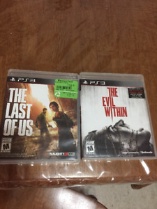 The Last of us The Evil Within