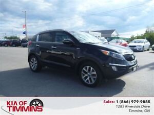 2014 Kia Sportage EX AWD Rear Camera Heated Seats