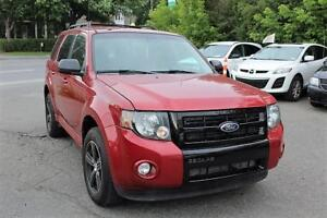 2011 Ford Escape XLT,4X4,CUIR,TOIT,IMPECCABLE,BLUTOOTH,CAMERA