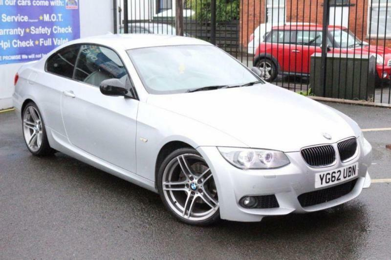 2012 62 BMW 3 SERIES 2.0 320D SPORT PLUS EDITION 2D AUTO 181 BHP DIESEL
