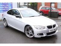 2012 62 BMW 3 SERIES 2.0 320D SPORT PLUS EDITION 2D AUTO 181 BHP DIESEL