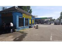Hand Car Wash Valeting Business For Sale - Main Road Location - Cheap Rent - Huge Growth Potential