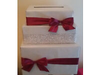 Cards Post Box perfect for a wedding