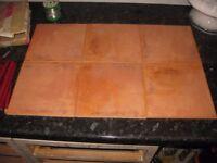 Floor Tiles Tucson Brown
