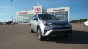 2016 Toyota RAV4 Limited $126 / WEEK OAC! GET IT NOW!!