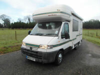 Autosleeper Pescara - 4 Berth - End Kitchen - Great Condition