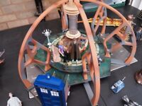 Large Collection of Doctor Who toy