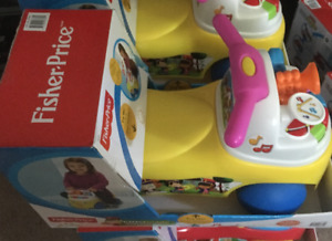 Fisher Price Melody Maker Ride on Toy