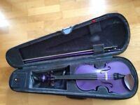 3/4 size Stentor Harlequin violin