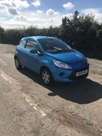 Ford ka 1.2 - low mileage