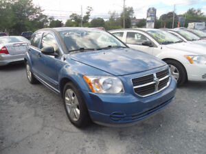 NEW MVI 2007 Dodge Caliber with cruise control and a/c WARRANTY