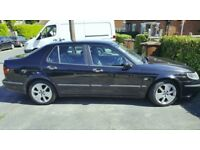 52 Saab 95 9-5 Vector 2.3 Turbo MANUAL - Engine commonly used in vauxhall conversions