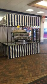 Market Stalls - To Let - St Johns Shopping Centre