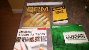 Electrical Techniques text books for sale!