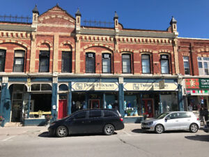 4,700SQFT Prime RETAIL Space - Downtown Port Perry