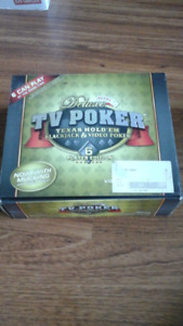 Home deluxe tv poker