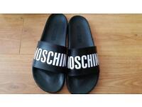 Moschino DSquared 2 Summer Sliders Brand New