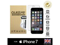 "iphone 7 screen protector 100% GENUINE TEMPERED GLASS (4.7"")"