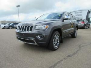 2014 Jeep Grand Cherokee Limited. Text 780-205-4934 for more inf