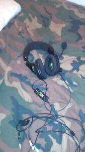 Turtle Beach X12 headset for sale