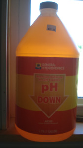 pay less than quarter the price for hydroponic chemicals
