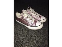 Children's converse size 13 like new