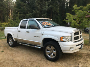 2005 Dodge Other Pickups Laramie Pickup Truck