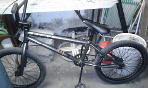 bmx bike in excellent condition