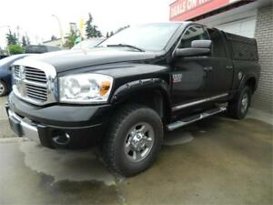 2008 Dodge Ram 3500 V-MAC COMPRESSER  UNDER HOOD